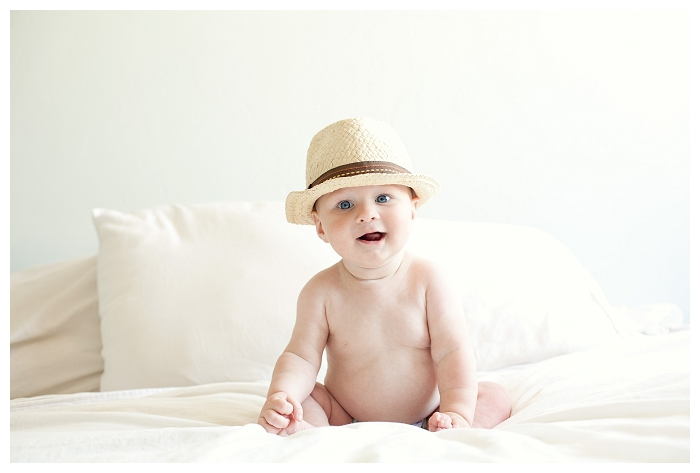 best age for baby photographs